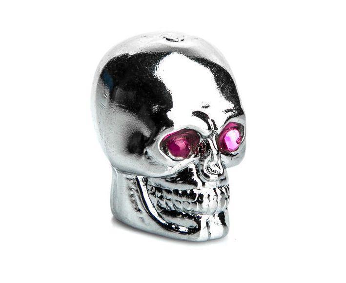 Ковпачок світлодіодний велосипедний череп Spelli