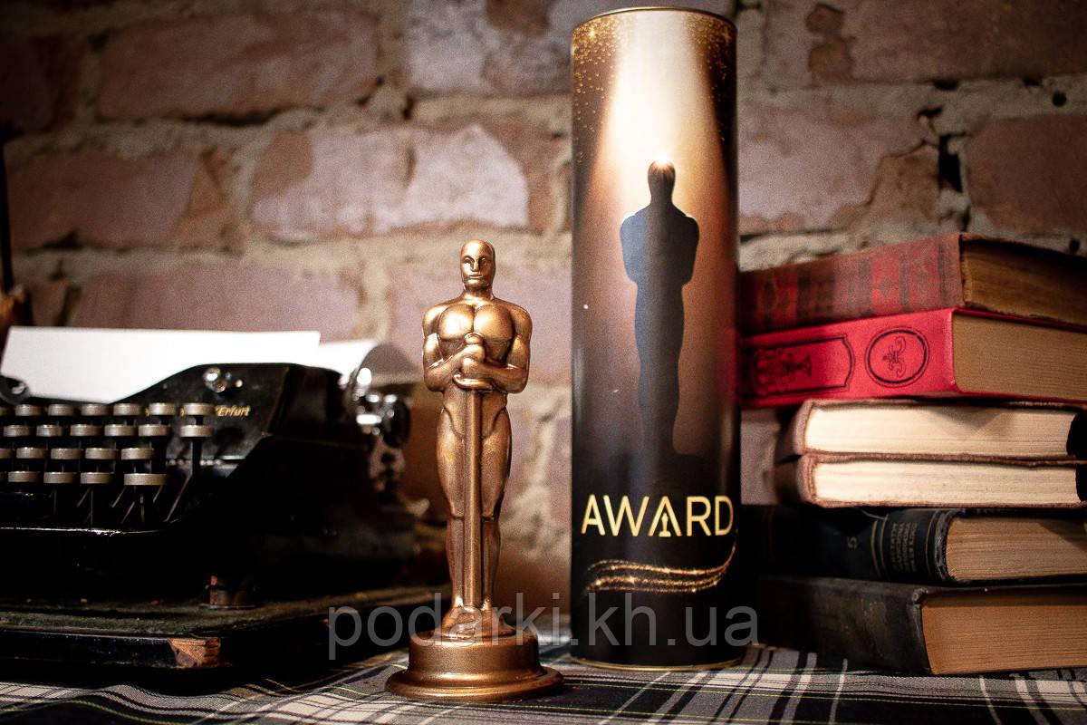 Шоколадний Оскар. Нагорода для мами.