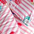 Комплект постельного белья Viluta ранфорс подростковый 20115, фото 4