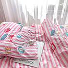 Комплект постельного белья Viluta ранфорс подростковый 20115, фото 6