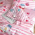 Комплект постельного белья Viluta ранфорс подростковый 20115, фото 3