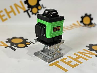 Лазерний рівень Procraft LE-4G зелений промінь., фото 2