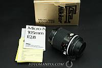 Nikon Micro-Nikkor 105mm f2,8 Ai-S, фото 1
