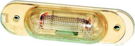 Ліхтар освітлення номерного знака ВАЗ 2110-12, 2115 (18.3717) ОСВАР