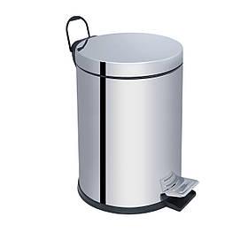 Відро для сміття Lidz (CRM) 121.01.12 12 л