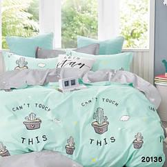 Комплект постельного белья Viluta ранфорс подростковый 20136
