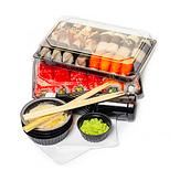Упаковка для японской еды