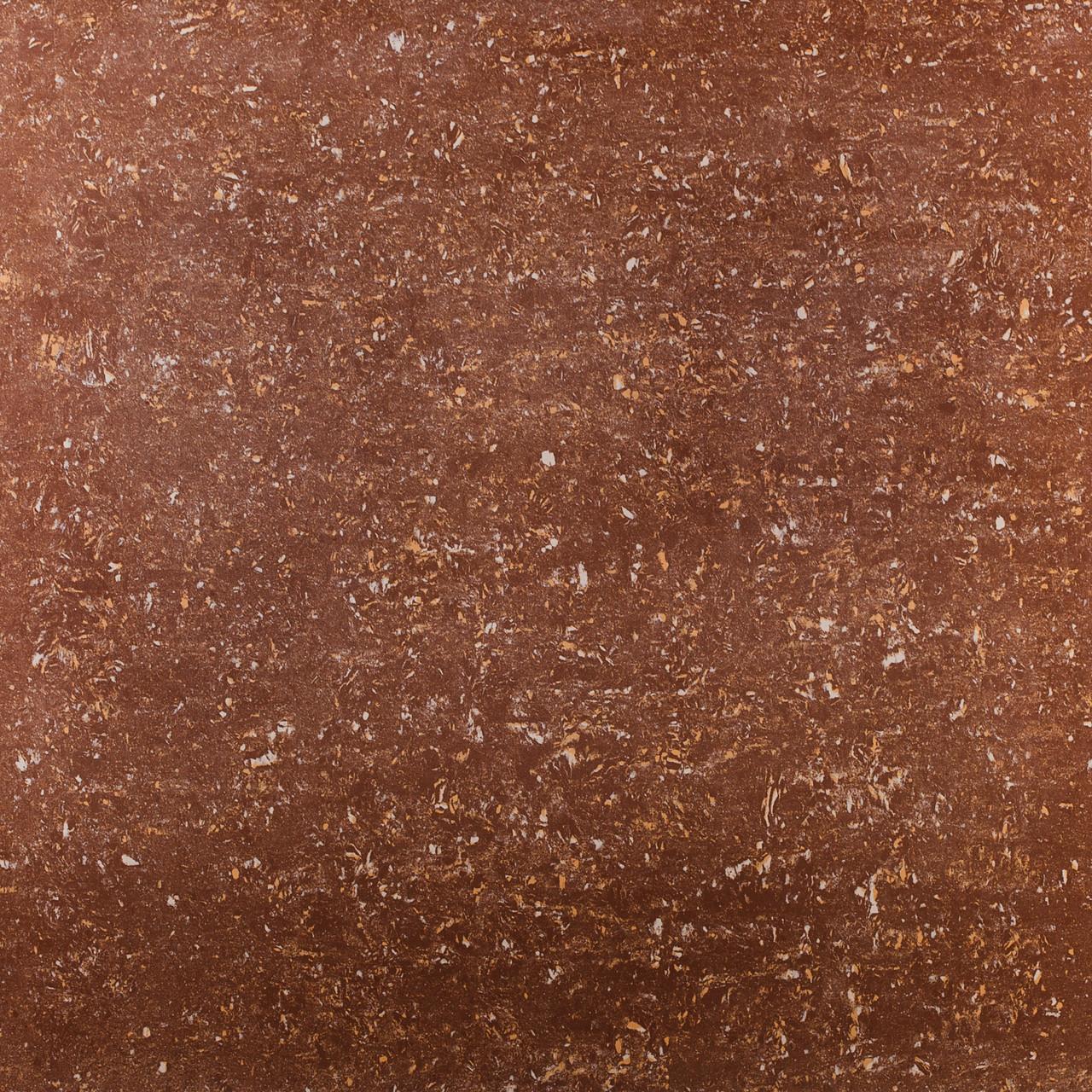 Плитка,  керамогранит коричневый травертин, 600х600