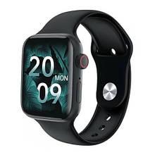 Смарт часы Watch Series 6 HW22 Pro 44mm Aluminium Black
