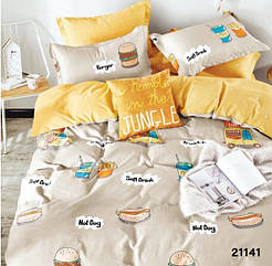 Комплект постельного белья Viluta ранфорс подростковый 21141