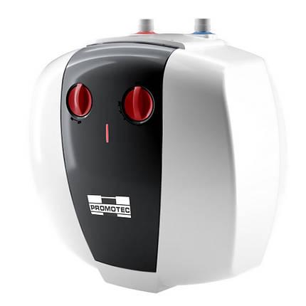 Водонагреватель Promotec Compact 10 л под мойкой, мокрый ТЭН 1,5 кВт (GCU1015K51SRC) 302621, фото 2