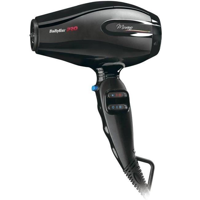 Фен для волосся BaByliss PRO BAB6160INRE Murano Ionic