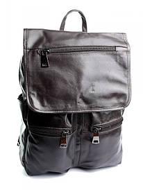Шкіряний рюкзак 3099 D. Coffee