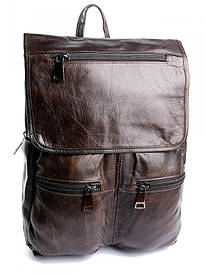 Шкіряний рюкзак 3099 Brown