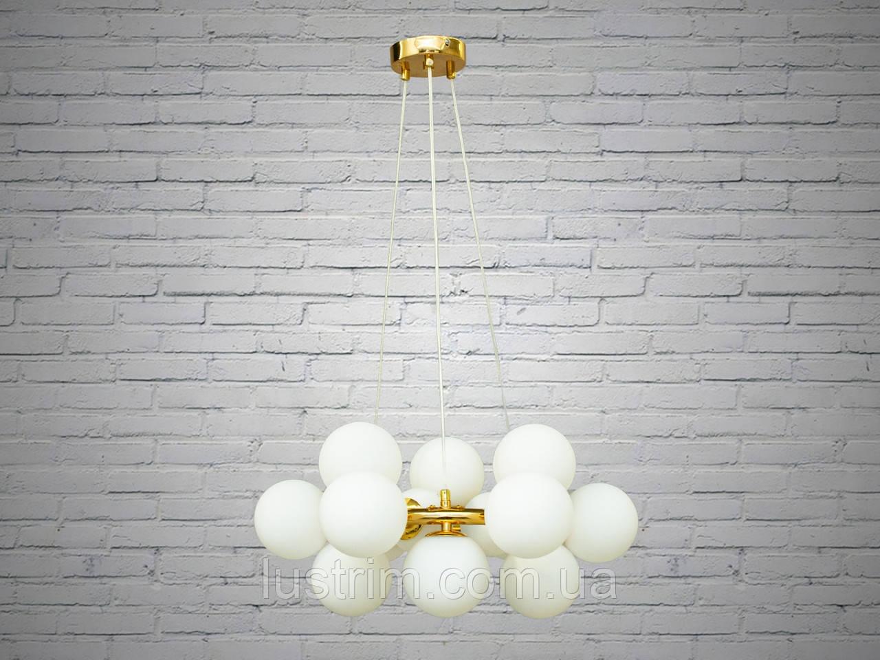Люстра Loft на 16 ламп