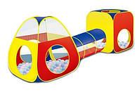 Дитячий ігровий намет з тунелем 7018B-1