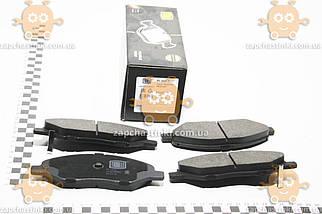 Колодки гальмівні NISSAN TIIDA передні (після 2004р) (пр-во TRIALLI Італія) ЗЕ 00025572