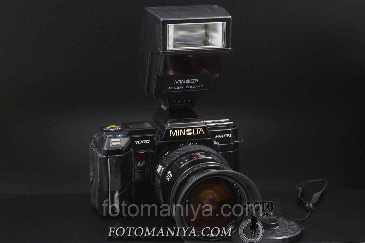 Minolta Maxxum 7000 kit Minolta AF 28-85mm f3.5-4.5