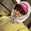 Сонцезахисні окуляри жіночі класичні вузькі овальні ретро, фото 9