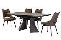 Керамический стол TML-845 гриджио латте