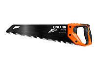 Ножовка универсальная для сухой и сырой древесины Finland 400 мм