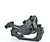 Машинка гальмівна велосипедна диск Spelli (Tektro) SDB-280 (F160\R140), фото 3