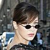 Сонцезахисні окуляри жіночі класичні вузькі овальні ретро, фото 2