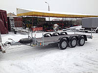 Прицеп для генератора 5400кг! Тормоза наката 3,6 тонн!, фото 1