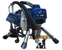 Агрегат окрасочный Airless Е-230 -  Двигатель постоянного тока