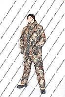 Костюм зимний для охоты и рыбалки  Клен Коричневый -25С