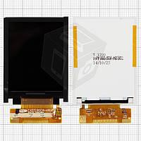 Дисплей (LCD) для Fly OD2, оригинал