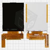 Дисплей (LCD) для Fly Q110 TV, оригинал