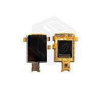 Дисплей (LCD) для Fly SX240, полная сборка, оригинал