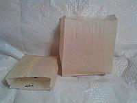 Пакет бумажный под картофель фри 120*110*55 100шт/уп
