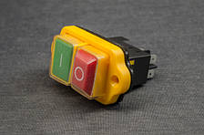 Кнопка Вкл/Выкл бетономешалки