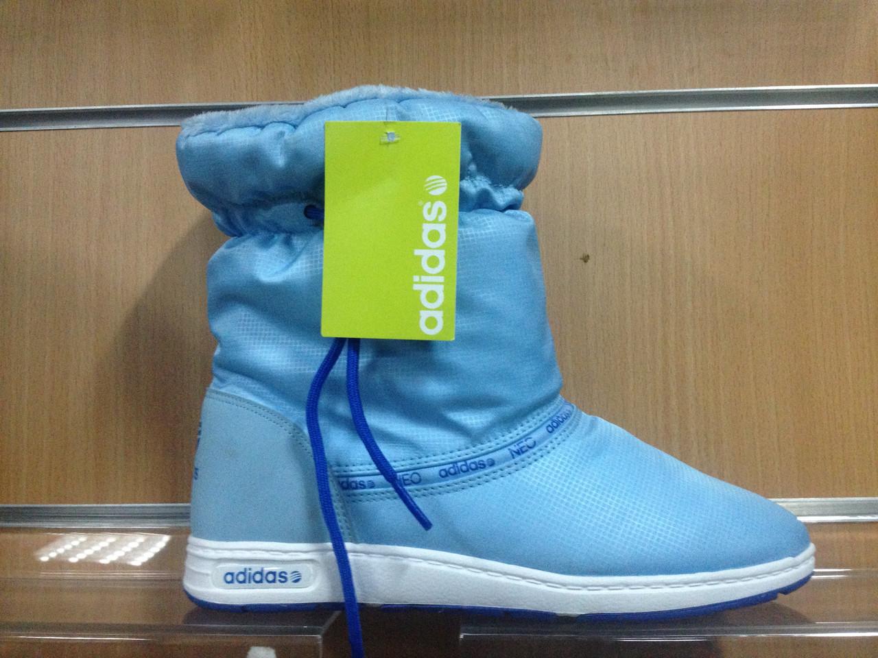 Сапоги adidas WARM COMFORT W, F38951 - Интернет-магазин спортивной одежды и  обуви