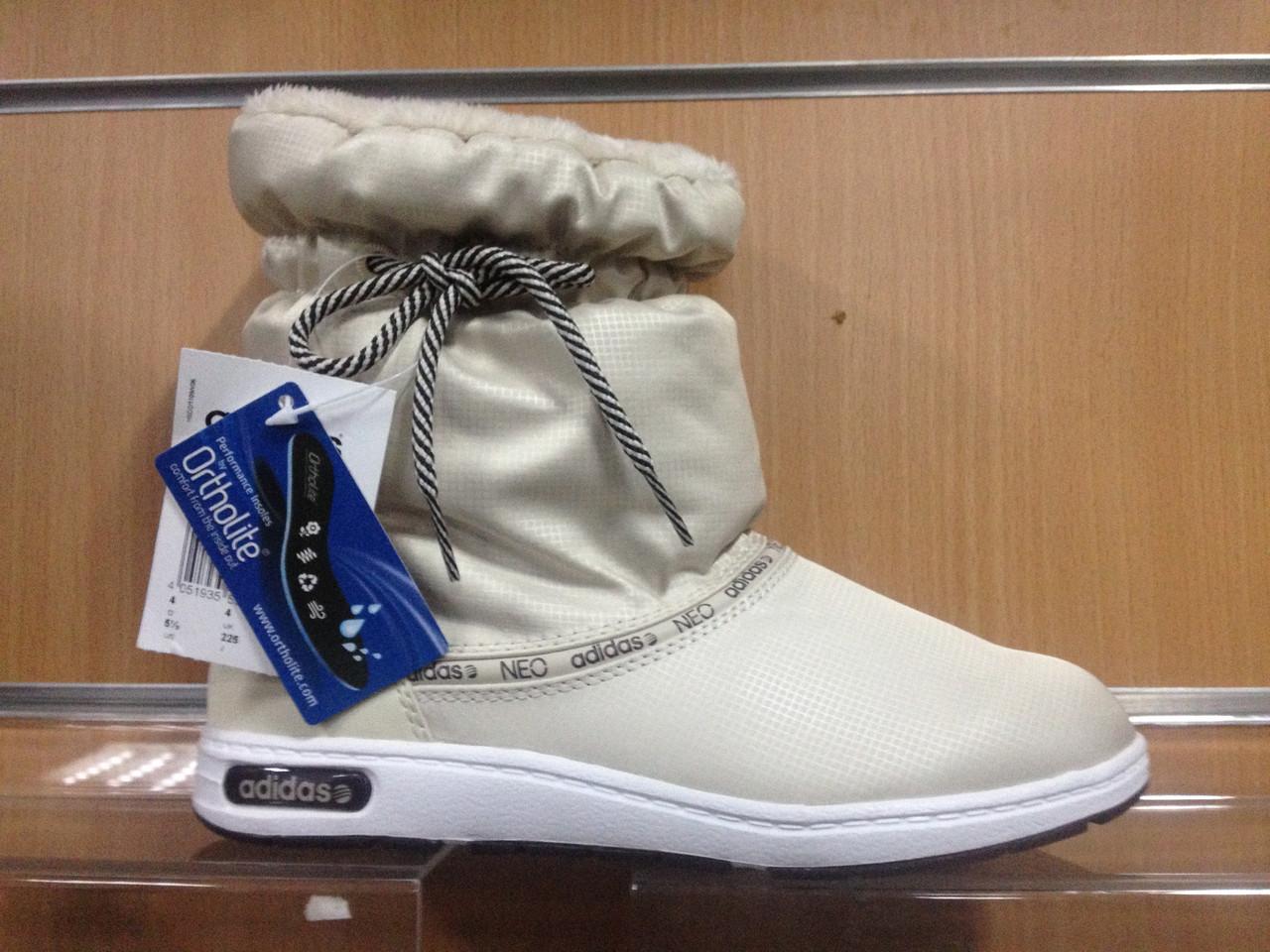 Сапоги adidas WARM COMFORT W G53772 - Интернет-магазин спортивной одежды и  обуви