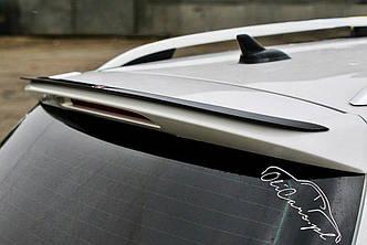 Спойлер VW Passat B7 R-line Variant элерон тюнинг