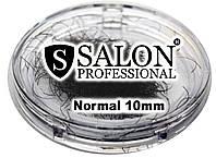 Ресницы накладные единичные SALON PROFESSIONAL (normal 10mm) ресницы для наращивания, фото 1