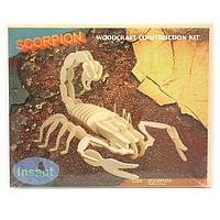 """Sea-Land"" Скорпион E006 4 пластины"
