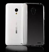 Чехол силиконовый Ультратонкий Epik для Meizu MX3 Прозрачный