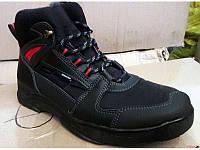 Ботинки мужские зимние на меху KF0154