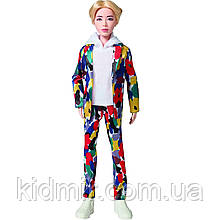 Кукла кумир БТС Чин Джин Ким Сок Джин Идол BTS Jin Idol GKC88