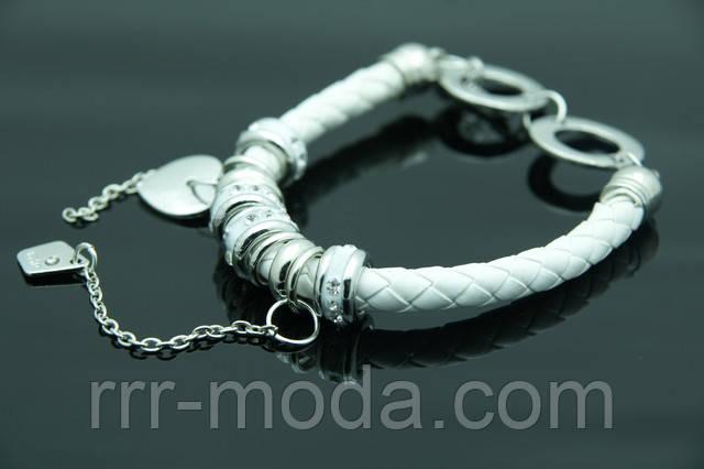 Ультрамодные браслеты Пандора на Украине. Женские браслеты Pandora с подвесками от бижутерии оптом RRR.
