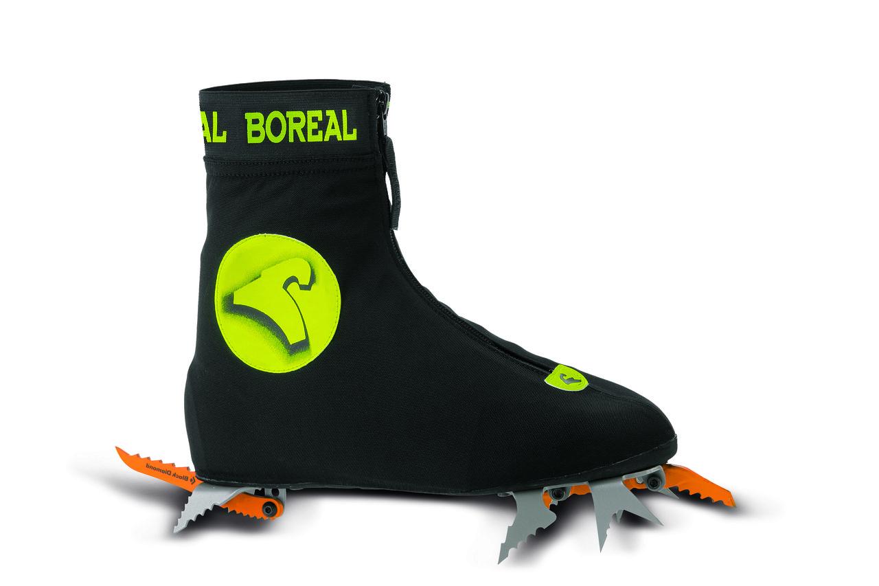 Ботинки для альпинизма Boreal Ice Mutant. Made in Spain !!!