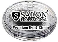 Ресницы накладные единичные SALON PROFESSIONAL (Premium light 12mm) ресницы для наращивания, фото 1