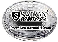Ресницы накладные единичные SALON PROFESSIONAL (Premium normal 10mm) ресницы для наращивания, фото 1