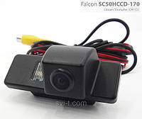 Камера заднего вида для Citroen Trioumphe\C4\C5 Falcon SC50HCCD-170