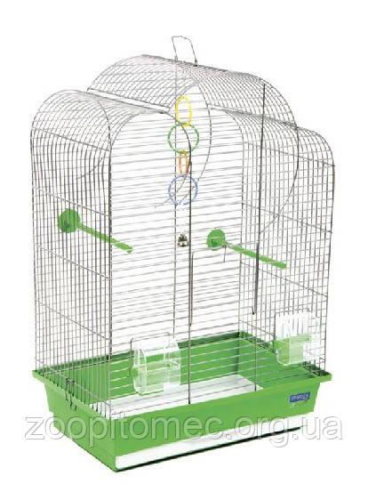 Клетка для птиц Природа Воля, окрашенная, 44*27*63 Акция
