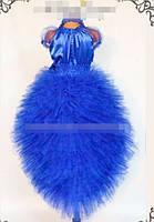 Детское красивое яркое платье с пышной юбкой, фото 3